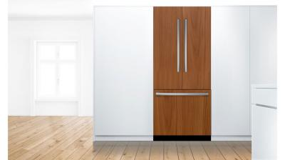 """36"""" Bosch Benchmark Built-in French Door Refrigerator with Home Connect - B36IT900NP"""