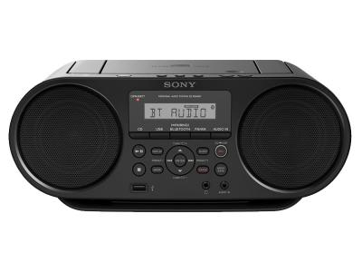 SONY CD BOOMBOX WITH BLUETOOTH - ZSRS60BT/CA