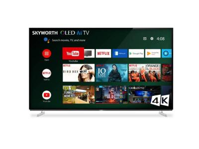 "55"" Skyworth 55XA8000 4K HDR Android Smart TV"