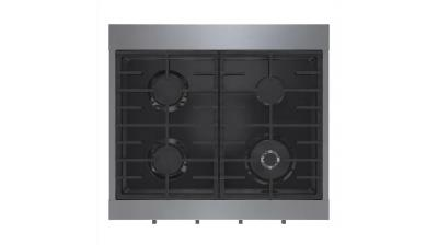"""30"""" Bosch 800 Series Professional Rangetop With 4 Burner In Stainless Steel - RGM8058UC"""