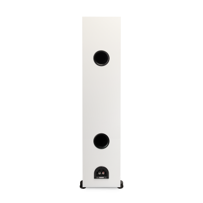 Paradigm Floor Standing Speaker With 5 Driver In Gloss White - SE8000F (W)