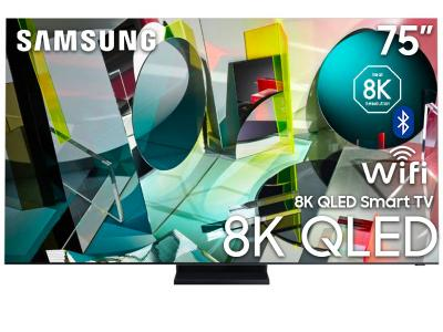"75"" Samsung QN75Q900TSFXZC 8K Smart QLED TV"
