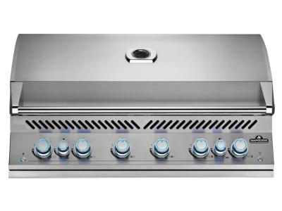 "46"" Napoleon Built-In 700 Series 44 RB Propane Gas Grill With Dual Infrared Rear Burners In Stainless Steel - BIG44RBPSS"