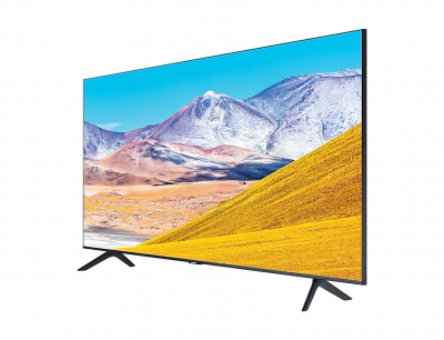 "65"" Samsung  UN65TU8000FXZC Smart 4K UHD TV"