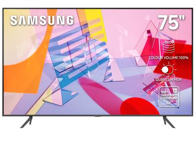 "75"" Samsung QN75Q60TAFXZC 4K Smart QLED TV"