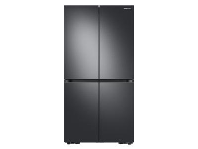 """36"""" Samsung 29.2 Cu. Ft. French Door Refrigerator With AutoFill Water Pitcher In Black Stainless Steel - RF29A9071SG"""
