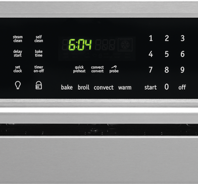 """27"""" Frigidaire Gallery 3.8 Cu. Ft. Single Electric Wall Oven - FGEW276SPF"""