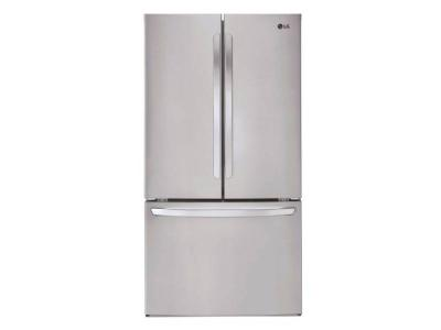 "36"" LG 29 cu.ft. Ultra-Large Capacity French Door Refrigerator - LFCS28768S"