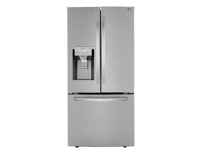 "33"" LG French Door Refrigerator with I&W Dispenser - LRFXS2503S"