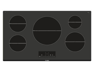 """36"""" Bosch 500 Series Induction Cooktop In Black - NIT5668UC"""