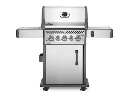 "55"" Napoleon Rogue Propane Gas Grill with Infrared Rear and Side Burners - RSE425RSIBPSS-1"