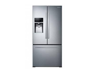 "33"" Samsung French Door Refrigerator with Door Ice Dispenser - RF26J7510SR"